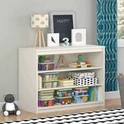 Cosco Elements Bookcase, White Stipple (COMPONENT)