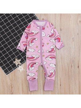 b500ec622aea Toddler Girls Rompers - Walmart.com