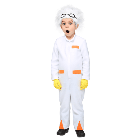 Back to the Future Toddler Doc Brown Costume - image 1 of 6