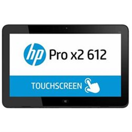 HP - SB Notebooks 1BT06UT-ABA 12 in. 8 GB 256 GB PRO X2 612 G2 i5 7Y54 Bluetooth Windows 10 Professional - image 1 of 1