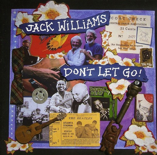 Jack Williams - Don't Let Go [CD]