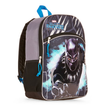 MARVEL - Marvel Black Panther Backpack - Walmart.com fc94f7a0a2d35