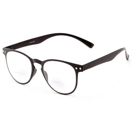 Readers.com The Chatham Flexible Bifocal | Round Frame