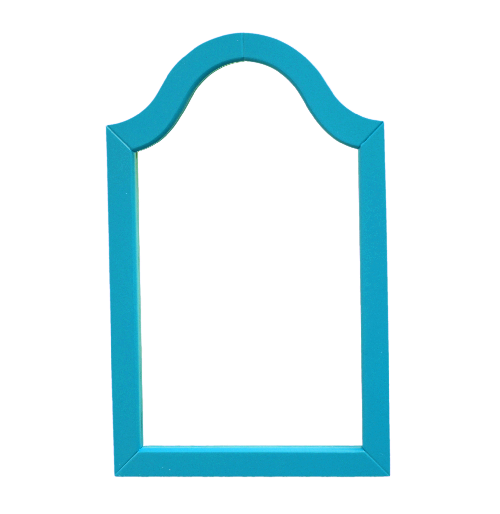 Home Craft Wall Mirror, Multiple Colors by Home Craft Furniture