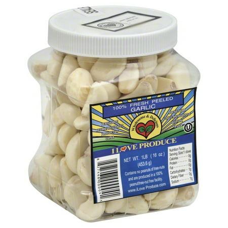 I Love Produce Garlic 16 Oz Walmartcom