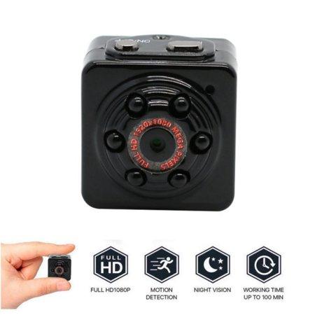 Micro Full HD IR Night Vision Smallest DV DVR Camcorder SQ9 Mini Camera 480P Video Recorder Digital Cam PK SQ11 SQ8 Smallest Digital Video
