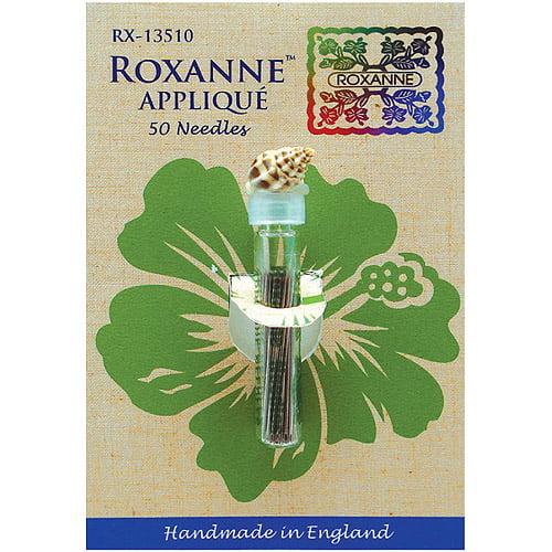 Colonial Needle Roxanne Applique Hand Needles, 50/pkg
