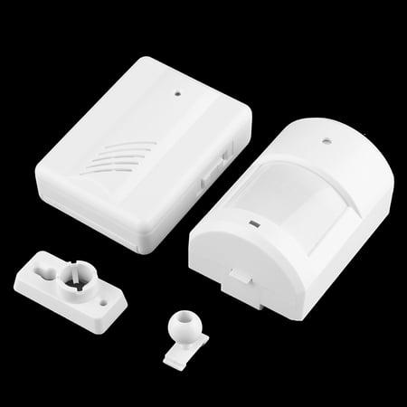 Driveway Patrol Garage Infrared Motion Sensor Wireless Alert Alarm System