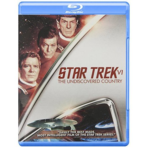 Star Trek VI: The Undiscovered Country (Blu-ray) (Widescreen) by