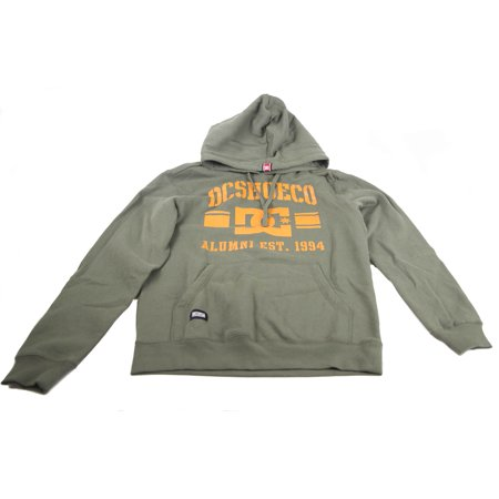 DC Men's Star Dyrdek Pullover Hoodie Hooded Sweatshirt Dc Star Pullover Hoodie