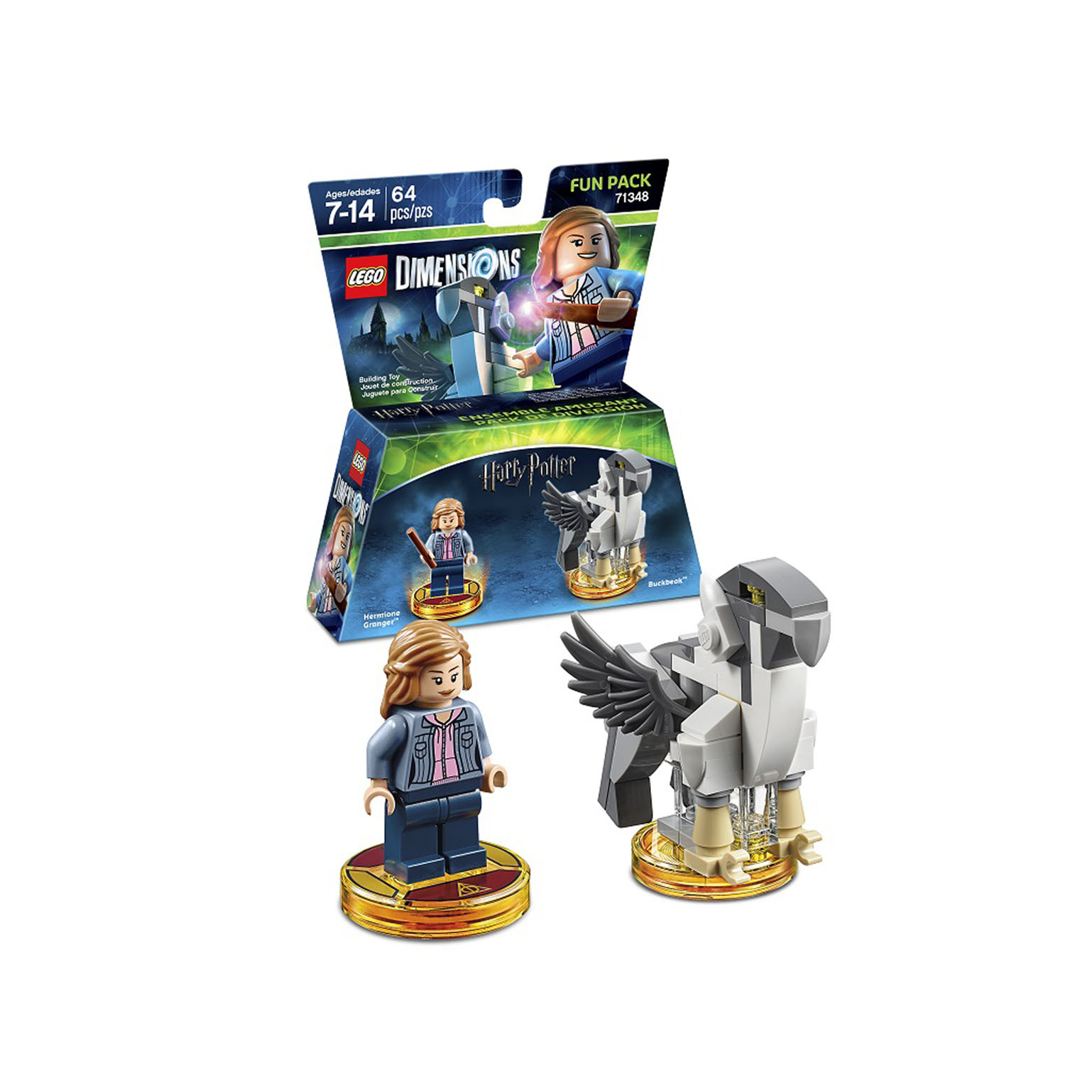 LEGO Dimensions Harry Potter Hermione Fun Pack (Universal)
