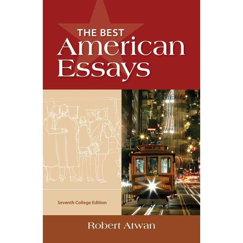 Best american essays fourth college edition