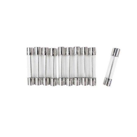 Hayward GLX-F20-10PK 20Amp Glass Slow Blo Fuse Kit - Set of - Hayward Fuse