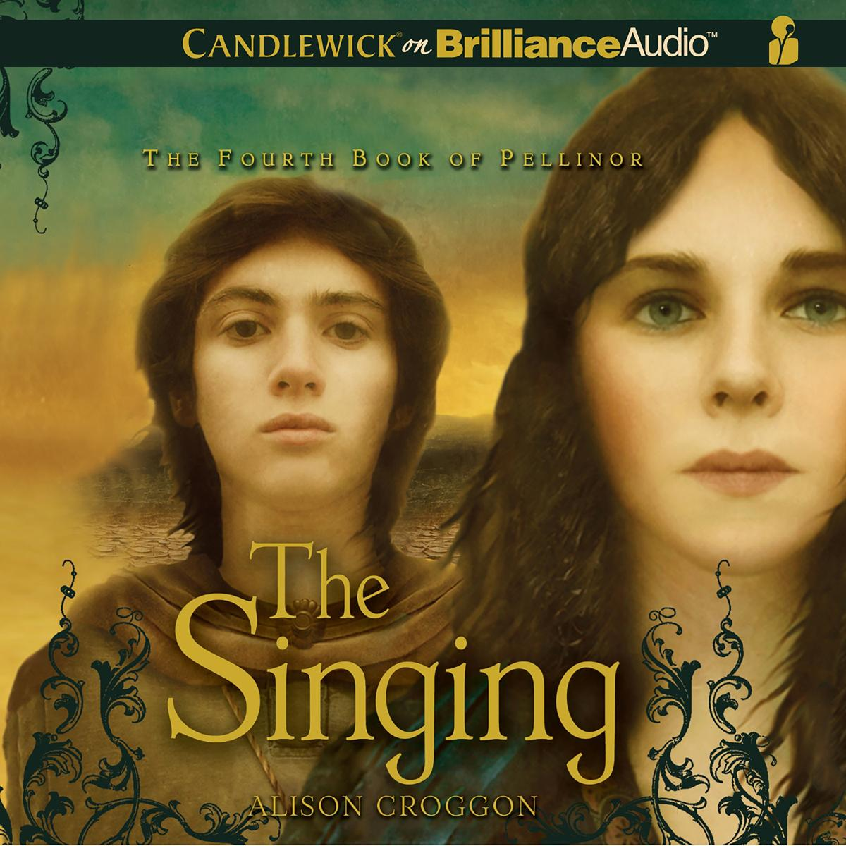Singing, The - Audiobook