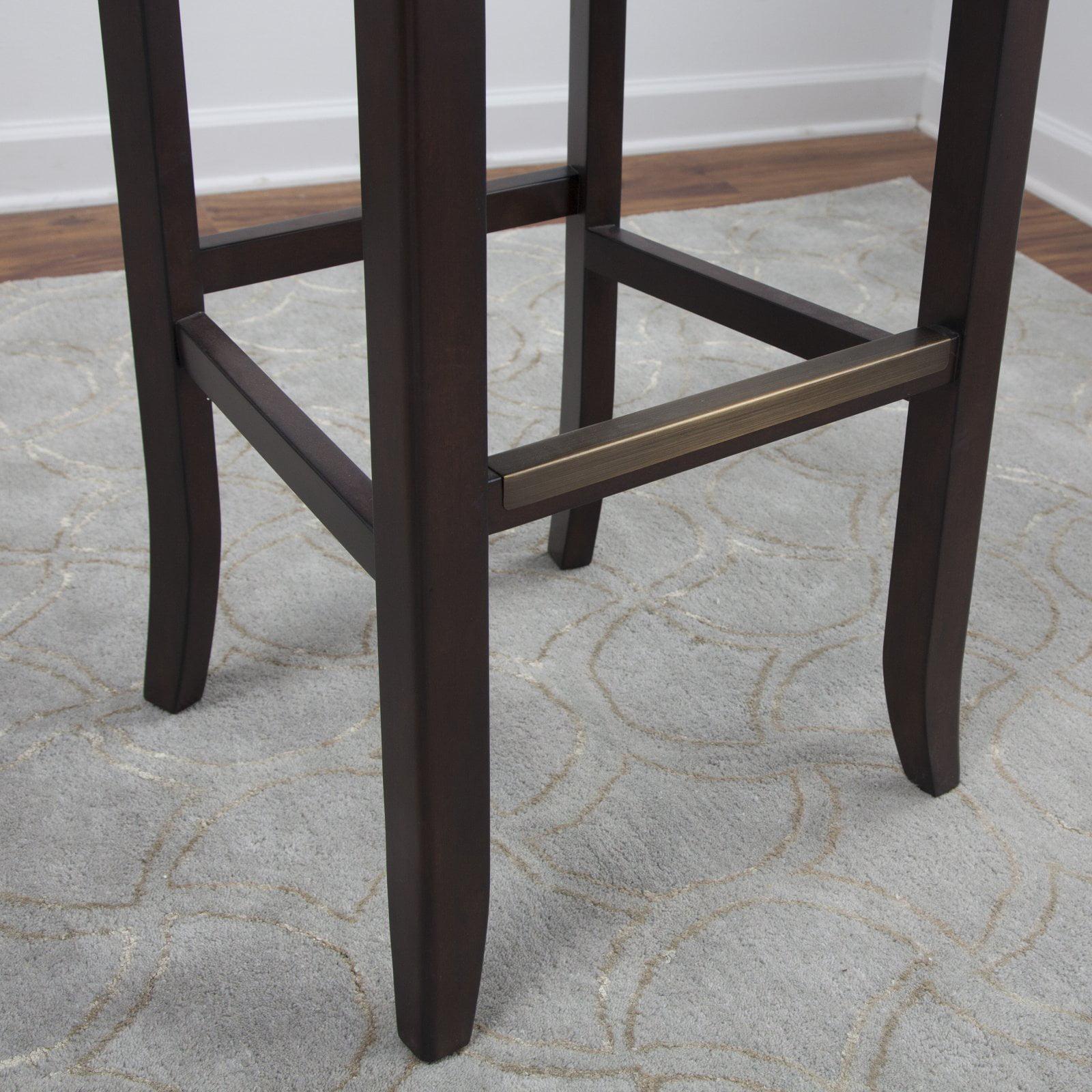 Fantastic Belham Living Emmett Square Seat Swivel Extra Tall Bar Stool Gamerscity Chair Design For Home Gamerscityorg