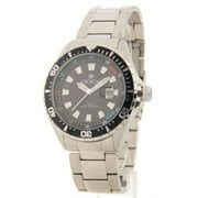 CA301245BKBK Mens Large Stainless Steel Date Casual Watch