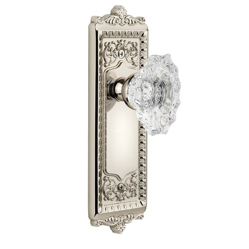 Grandeur Windsor Single Dummy Door Knob