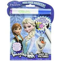 Bendon 10988 Disney Frozen Imagine Ink Magic Ink Pictures