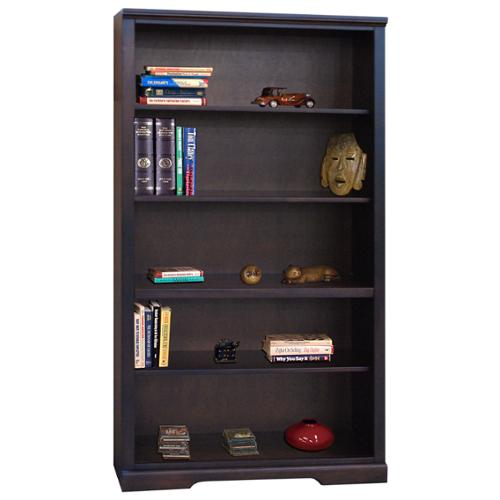 Brentwood Bookcase-Height:72""