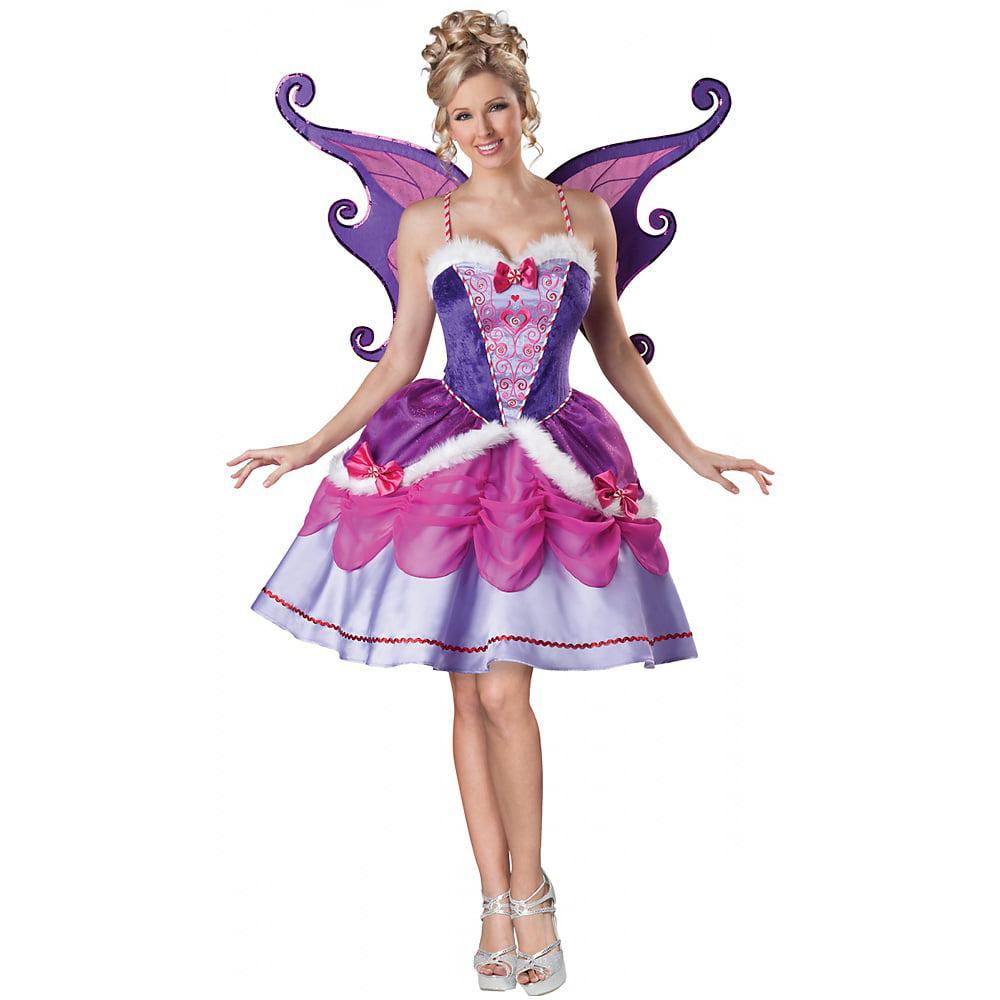 Sugar Plum Fairy Adult Costume - Large