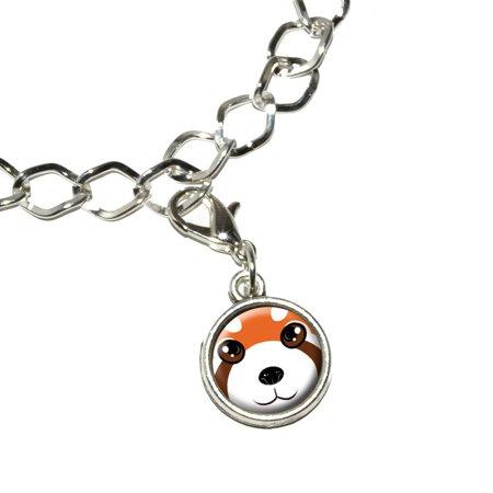 - Red Panda - Zoo Animal Bracelet Charm