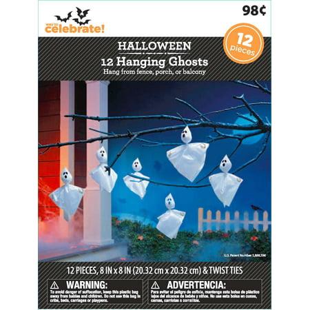 Halloween Ghost - Halloween Ghost Craft