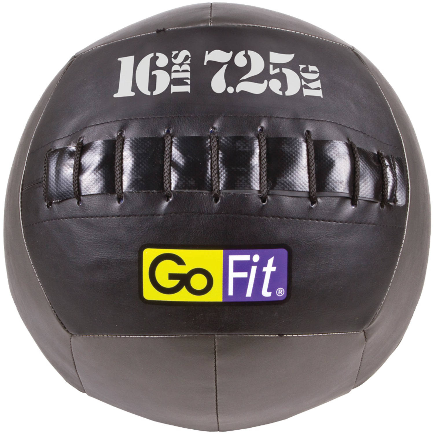 Gofit Gf-Wb16 Wall Ball, 16 Lbs
