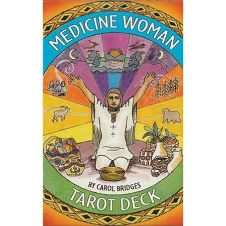 Party Games Accessories Halloween Séance Tarot Cards Medicine Woman Tarot by Bridges & Carol](Halloween Carols Mp3)