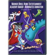 Warner Bros. Home Entertainment Academy Award-Nominated Animation: Golden Gems (Full Frame) by
