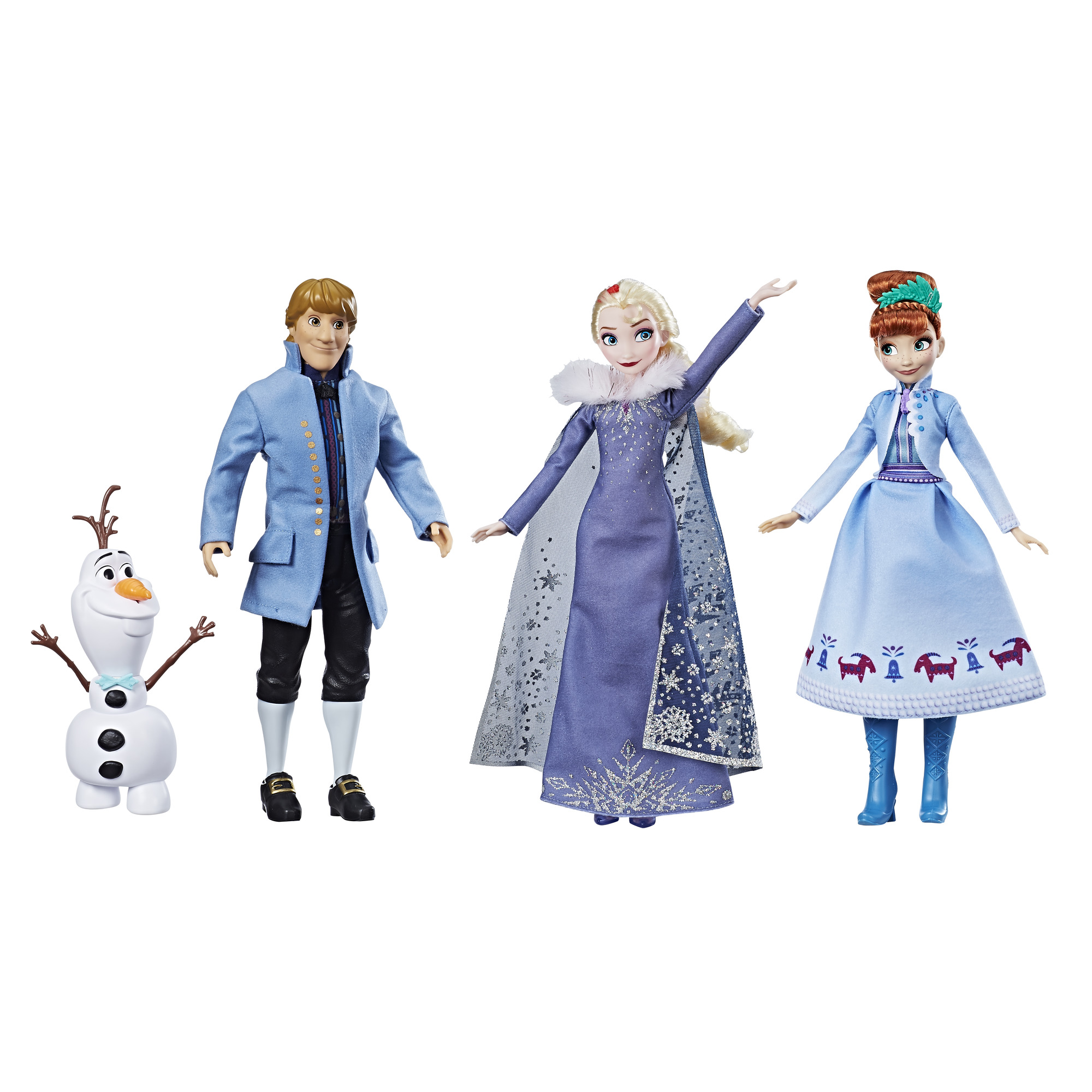 Disney Frozen Festive Friends Collection by Hasbro
