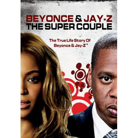 Beyonce & Jay Z: The Super Couple (DVD)](Jay Z And Beyonce Halloween)