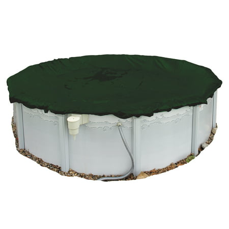 Winter Pool Cover Above Ground 24 Ft Round Arctic Armor 12Yr Warranty w/ Clips Arctic Winter Round Pool Cover