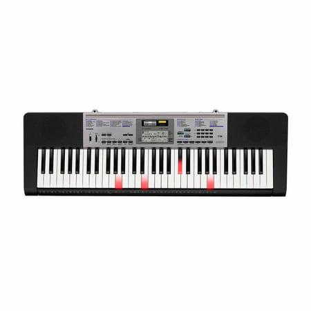 Casio LK-175 61-Lighted-Key Personal Keyboard (Casio 49 Key Keyboard)