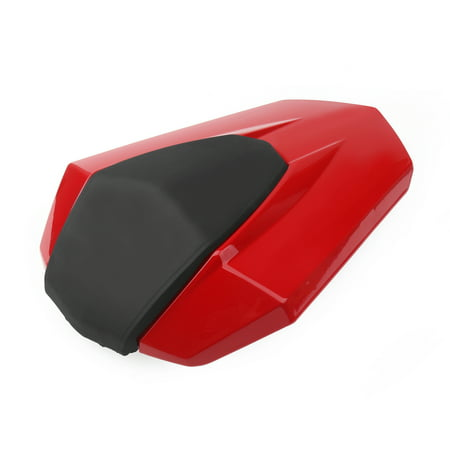 Areyourshop ABS SeatCowl Solo Rear Seat Cover Cowl For Honda CBR 1000RR 2017 Red Solo Seat Cover