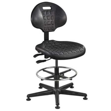 "BEVCO Task Chair 21"" to 31""H, Black, 7501"