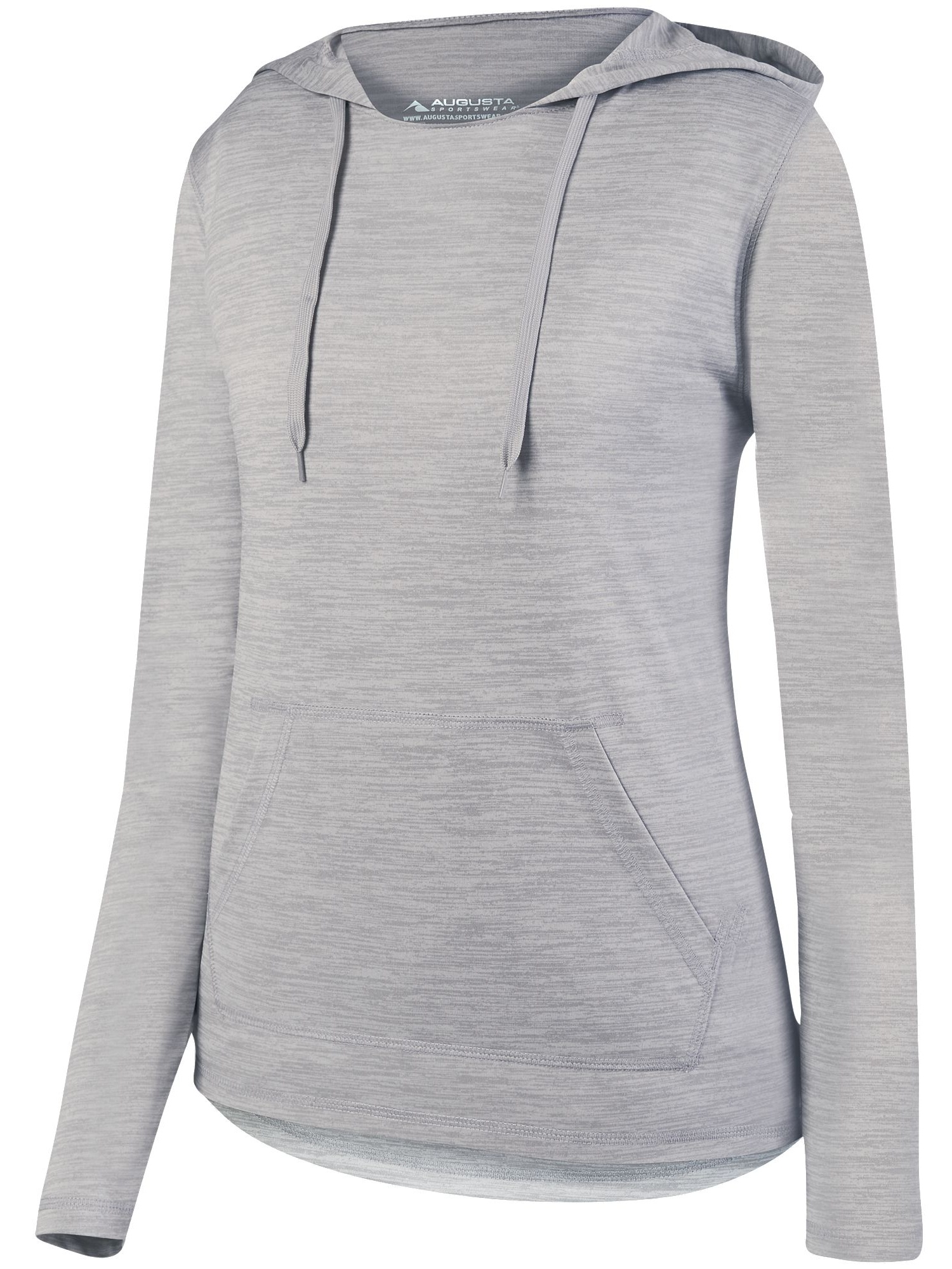 Augusta Sportswear Women's Shadow Tonal Heather Hoody 2907