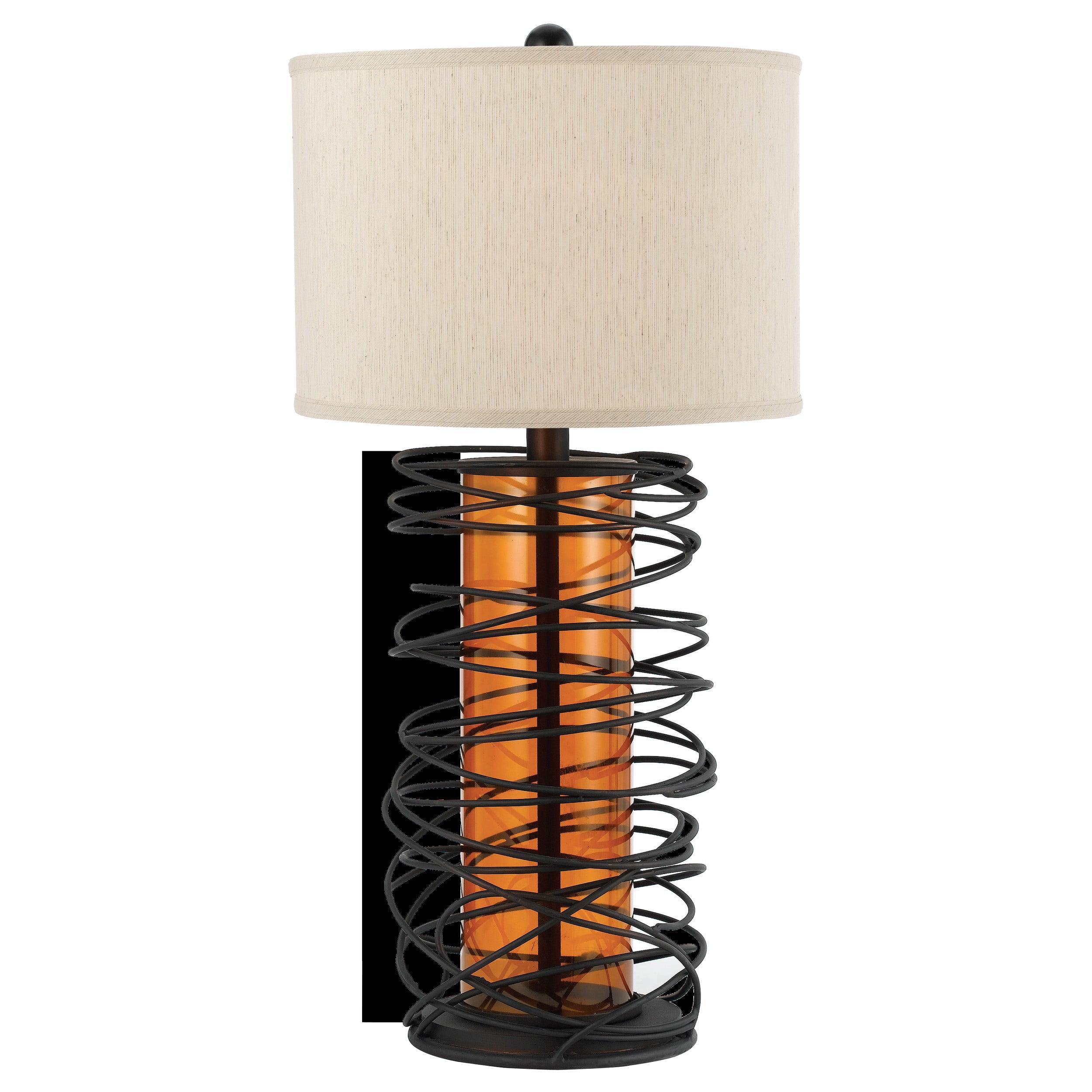 """Afhor 7932-TL Ponderosa Table Lamp 1-150w 3-way Standard Bulb 28.5""""hx15""""d"""