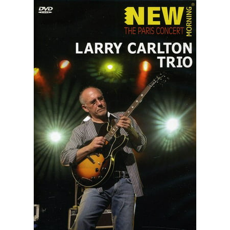 CARLTON LARRY TRIO-PARIS CONCERT (DVD) -