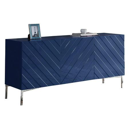 Golden Buffet (Meridian Furniture Inc Collette Sideboard/Buffet )