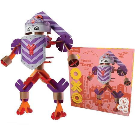 Yoxo Tera Robot Creative Building Toy