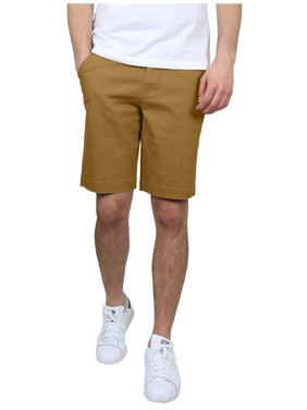 d9452ef2b2 Product Image Men's 5-Pocket Flat-Front Stretch Chino Shorts (Size 30-42)