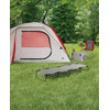 Ozark Trail Camping Folding with Easy Setup Cot, Gray Color, Adult, Open Size 75.6 in x 25 in x 8.46in