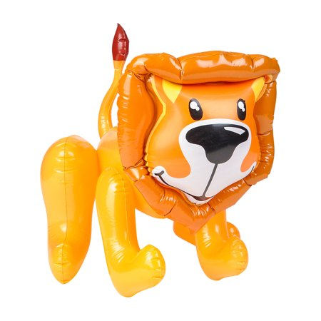 Inflatable Lion Rain Forest Jungle Zoo Animal 24