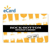 Rock Bottom $50 Gift Card (Email Delivery)