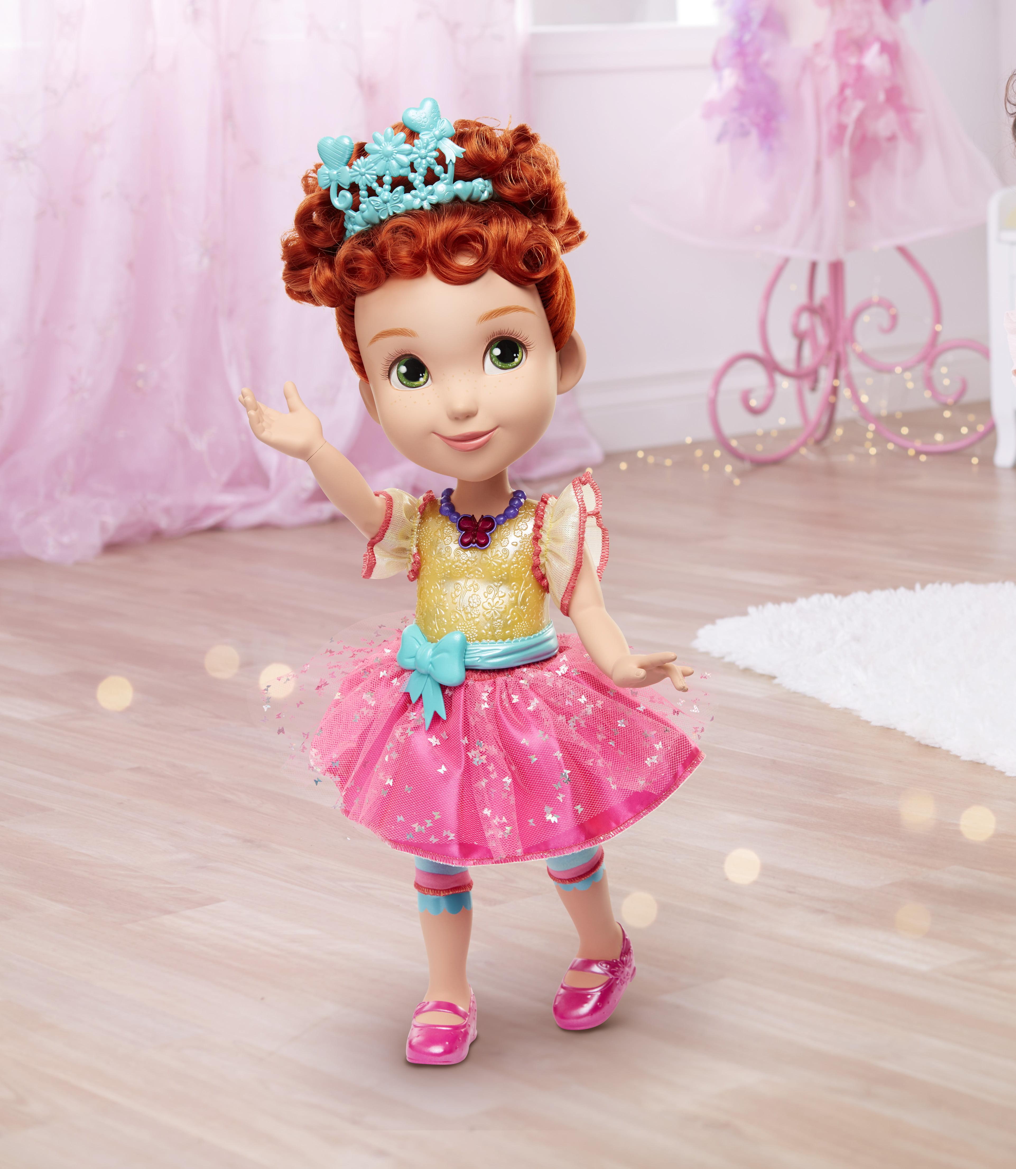 Shall We Be Fancy Talking Fancy Nancy Doll by Jakks Pacific