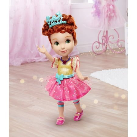 Shall We Be Fancy Talking Fancy Nancy Doll