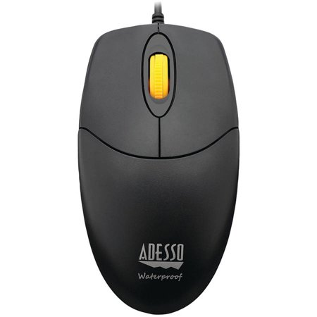 Adesso Imouse W3 Waterproof Mouse With Magnetic Scroll Wheel