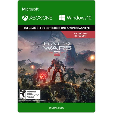 Halo Wars 2 Standard Edition, Microsoft, Xbox One (Email