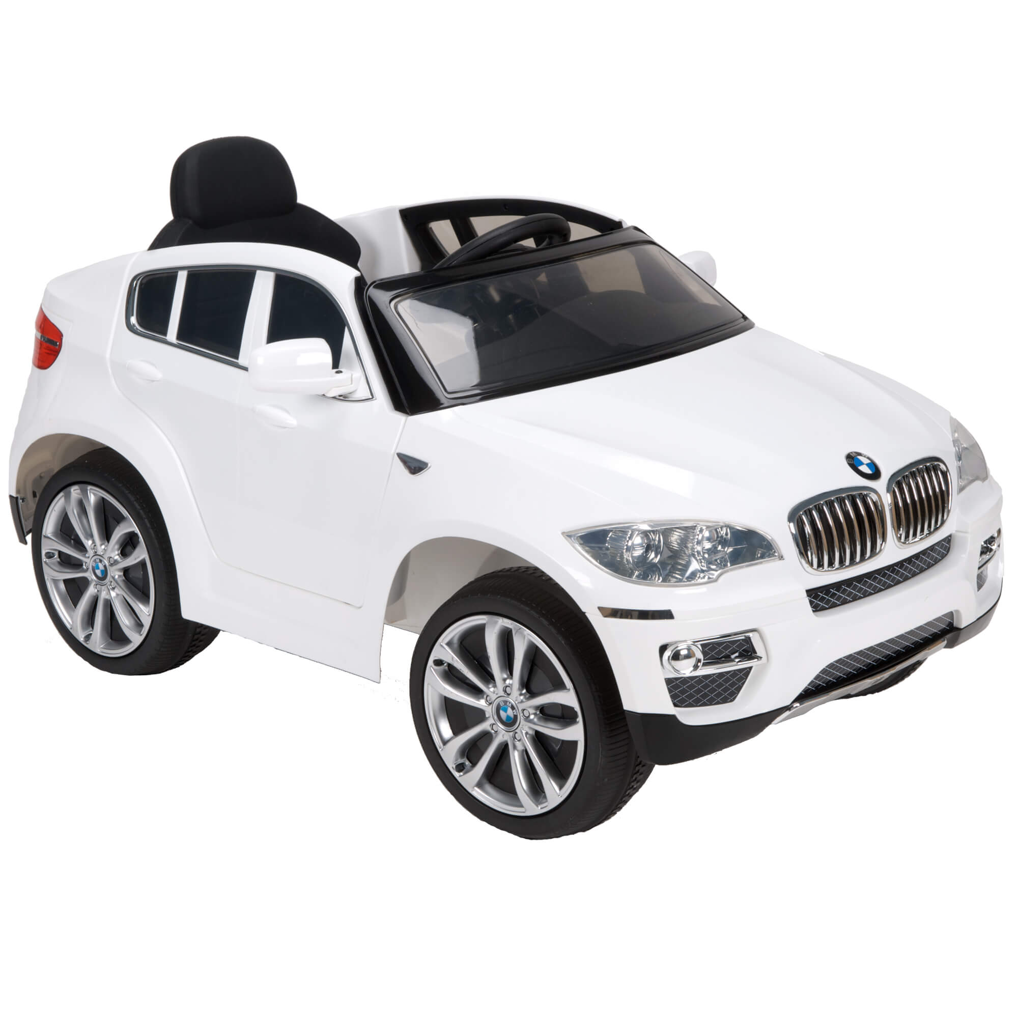 Bmw X6 Toy Car: Electric Cars For Kids BMW X6 6-Volt To Ride For 3 Year