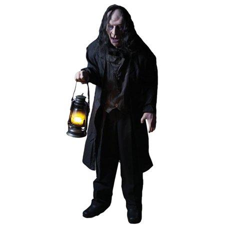 Michaels Halloween Lantern (The Watcher Foam Filled Latex Static Halloween Decoration Prop Décor)